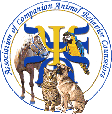 Dog Training Services - Association of Companion Animal Behavior Counselors Seal