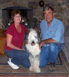 Bob Eileen & Boomer, Wildwood MO - Dog Trainer Service St Louis MO, Dog Training St Charles MO